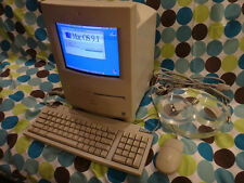 Apple Macintosh Color Classic TAKKY 128MB RAM 73GB HD Mac PowerPC 603e/250 RARE