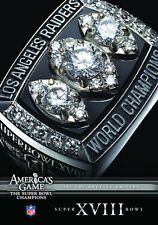 Nfl America's Game: 1983 Raiders (Super Bowl Xviii (2016, DVD NEUF)