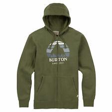 Burton Underhill Full Zip Hooded Jacket Hoodie Sports Jacket