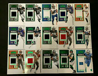 2020 Contenders GREEN ROOKIE TICKET JERSEY CARDS Lot Of 15! JOE BURROW RC ++🔥