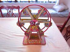 Chein TIn Litho Windup Hercules Ferris Wheel