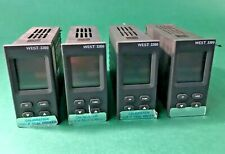 Lot of 4 West Instruments 3300 Temperature Temp Controller Thermostat Control