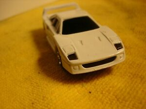 Artin Maserati in white 1/43 slot car