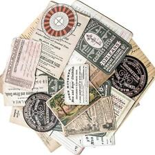 Tim Holtz Idea-ology Layers Collector Die Cut Ephemera Pack TH93553