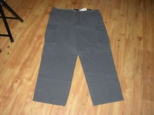 St. John's Bay Men's Cargo Pants Big & Tall  Size 42 X 30 New With Tags