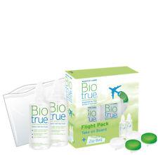 Biotrue Flight Pack 2x 60ml
