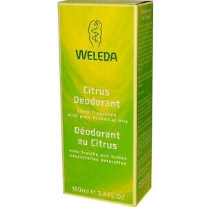Citrus Deodorant - 100ml