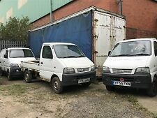 SUZUKI CARRY 1.3 BREAKING FOR SPARES VANS AND PICKUPS