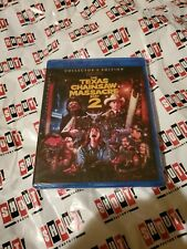 The Texas Chainsaw Massacre 2 (Blu-ray, 2-Disc Collector's Ed. Scream Factory)