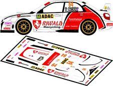 DECALS 1/43 SUBARU IMPREZA WRC #64  HUZINK - RALLYE ADAC ALLEMAGNE 2010 - D43112
