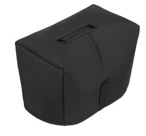 Airline Vintage Reverb Tank Cover - Black, Water Resistant, Padding (airl015p)