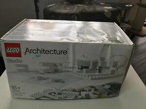 Lego Architecture Studio 21050 - Complete - Little used
