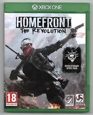 HOMEFRONT THE REVOLUTION / Jeu XBOX ONE / TBE