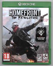 HOMEFRONT THE REVOLUTION / Jeu XBOX ONE / TBE