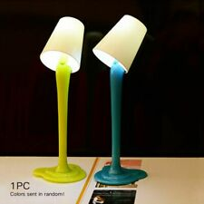Touch Switch Rechargeable Battery Ballpoint Table Lamps Novelty Plastic Lamp New