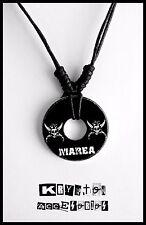 Collar Ajustable Unisex Marea Rock Logo Colgante Calavera Pirata Complemento New