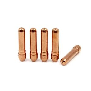 0.035in MIG Contact Tip T-035 for Bernard MIG Welding Torch 5pcs