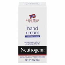 Neutrogena Fragrance Free Hand Cream
