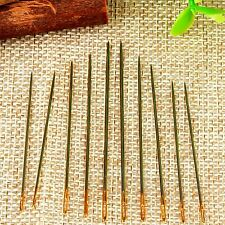 10Pcs Hand Sewing Needles Assorted Sizes Home Use Household Embroidery Tools DIY