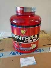 BSN Syntha-6 Edge Protein Powder Mix 3.86 lbs Vanilla Milkshake Flavor Exp 03/19