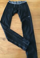 BOY'S NIKE PRO COMBAT RUNNING TIGHT/BASE LAYER, SIZE YOUTH XL (13-15 YEARS)