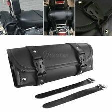 Motorcycle PU Leather Tool Saddle bag For Yamaha Vstar XVS 950 1100 1300 Classic
