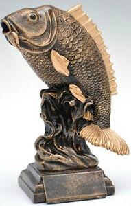 """Angler-Pokal """"Resin-Figur 2"""" mit Ihrer Wunschgravur (39279)"""