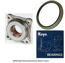 2005-2013 Toyota TACOMA Front Wheel Hub Bearing (OEM KOYO) & Seal Set (4WD)