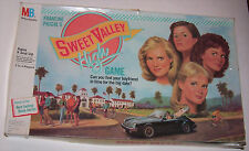 1988 Milton Bradley Sweet Valley High Board Game Francine Pascal's Complete