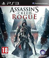 Assassin's Creed Rogue Playstation 3 PS3 **FREE UK POSTAGE!!**