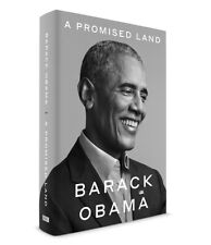 A Promised Land by Barack Obama Hardcover Book NEW 2020
