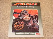 WEG Star Wars Planets of the Galaxy Volume Three sourcebook