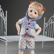 [Dollmore] 1/6 BJD YOSD USD  Dear Doll Size - Jou Hood Set (Blue)