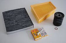 Inspektionspaket Inspektionskit Filter Set Skoda Fabia 6Y 1,4 Ltr. 50KW ATZ AME