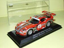 CHRYSLER VIPER GTS-R N°10 2004 CAR ALTAYA Arrivée