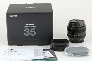 Fujifilm Fujinon XF 35 mm 1:1,4 R