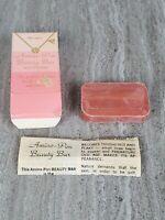 Vintage Redken Amino-Pon Beauty Bar Non-Alkaline Face Body Soap 3 oz. NIB