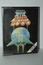 RAID 2000 MIRROR SOFT COMMODORE 64 / 128 C64 EDIZIONE INGLESE USATO FR1 56264