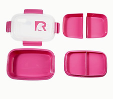 RTIC Day Cooler |  Lunch Plastic Container | Color: RED | NIB 1258