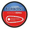 CAFFÈ BORBONE DOLCE RE - MISCELA ROSSA - 15 CAPSULE COMPATIBILI DOLCE GUSTO