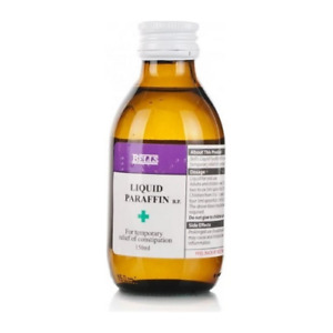 Bell's Liquid Paraffin BP - 150ml - Temporary Relief of Constipation
