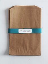 """100 Brown Kraft Gift Bags Merchandise Bags Paper Bags 4""""x 6"""""""