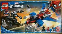 LEGO 76150 Marvel Spiderman - Spiderjet vs. Venom Mech - For Ages 7+