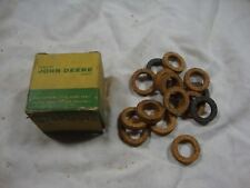 NOS John Deere BP10540E Cork Washer Gasket qty.16 Baler Hay Chopper