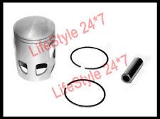 Yamaha Goetze RX100 RX Piston Ring Set Gudgeon Wrist Pin Kit