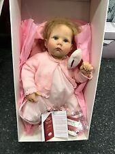 Götz Puppe Hildegard Günzel Vinyl Puppe Mausi 60 cm. Top Zustand