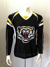 Hamilton Tiger Cats CFL Football V Neck Long Sleeve Jersey Womens Size P/S