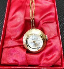 Swiss Made watch on chain