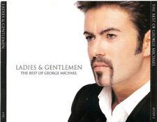 George Michael - LADIES & GENTLEMEN - Best Of (Doppel CD) Careless Whisper,Wham