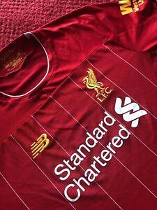 Liverpool Home Shirt 2019/2020 MENS XXL Authentic